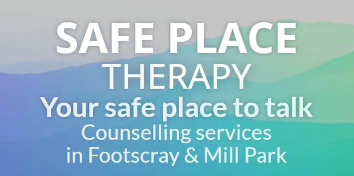 Social Card Safe Place Therapy